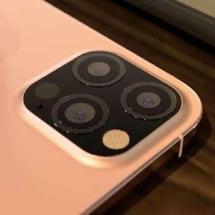 В сеть слили рендеры флагмана iPhone 12s Pro в розовом цвете (5933f3ca 1ef7 442b 894e e756fe0e915d)