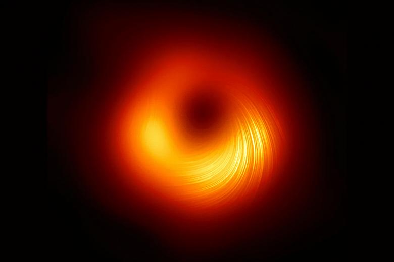 Более качественная фотография чёрной дыры появилась в сети (872ea880 8f36 11eb 9f5d 6ac5dea0796d large 1)