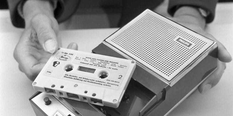 Изобретатель аудиокассеты Лу Оттенс скончался в возрасте 94 лет (90fee1ef6939e345de742d6a4d2d0156)