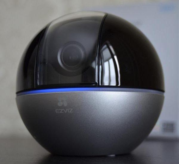 EZVIZ представил новую камеру видеонаблюдения C6W (alx 0940)