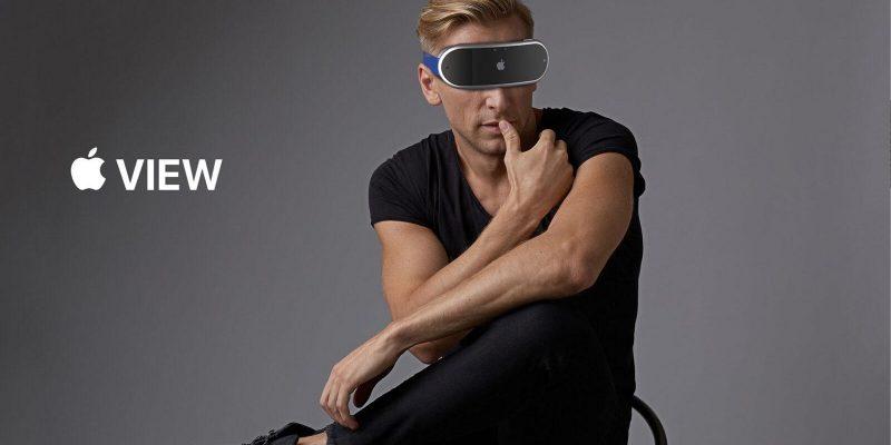 Apple выпустит VR-гарнитуру в 2022 году и AR-очки в 2025 (apple ar headset concept 4)