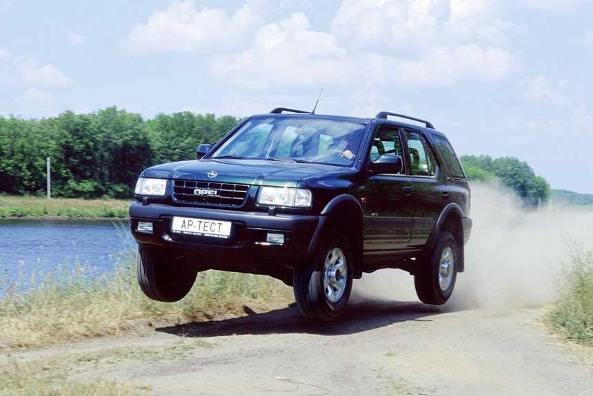 Легендарной Opel Frontera исполнилось 30 лет (article 161626 860 575)