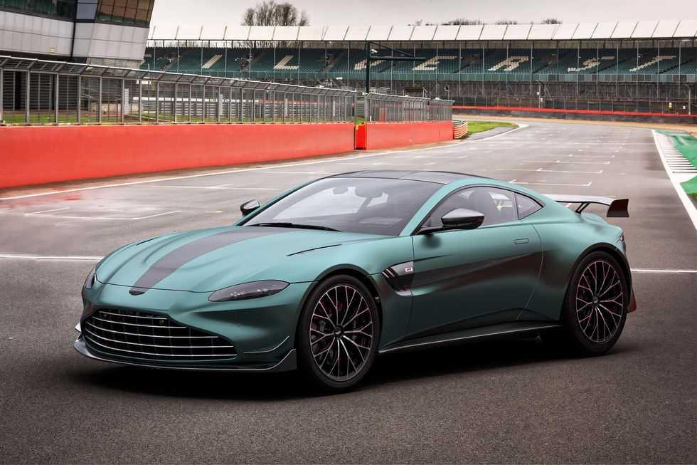 Aston Martin Vantage F1 Edition - это больше, чем просто внешний вид (aston martin vantage f1 edition 001)