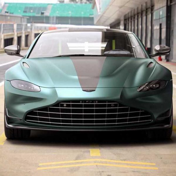 Aston Martin Vantage F1 Edition - это больше, чем просто внешний вид (aston martin vantage f1 edition 006)
