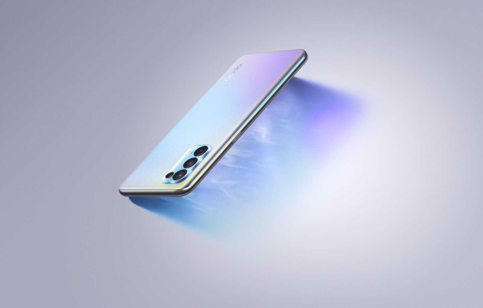 OPPO представил серию смартфонов Reno5 (athena 静物场景图still life 银色 sliver2 scaled)