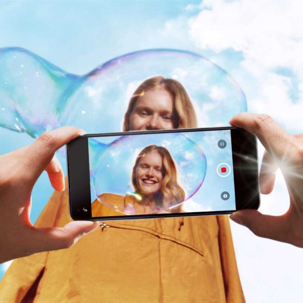 OPPO представил серию смартфонов Reno5 (athena hdr silver银色)