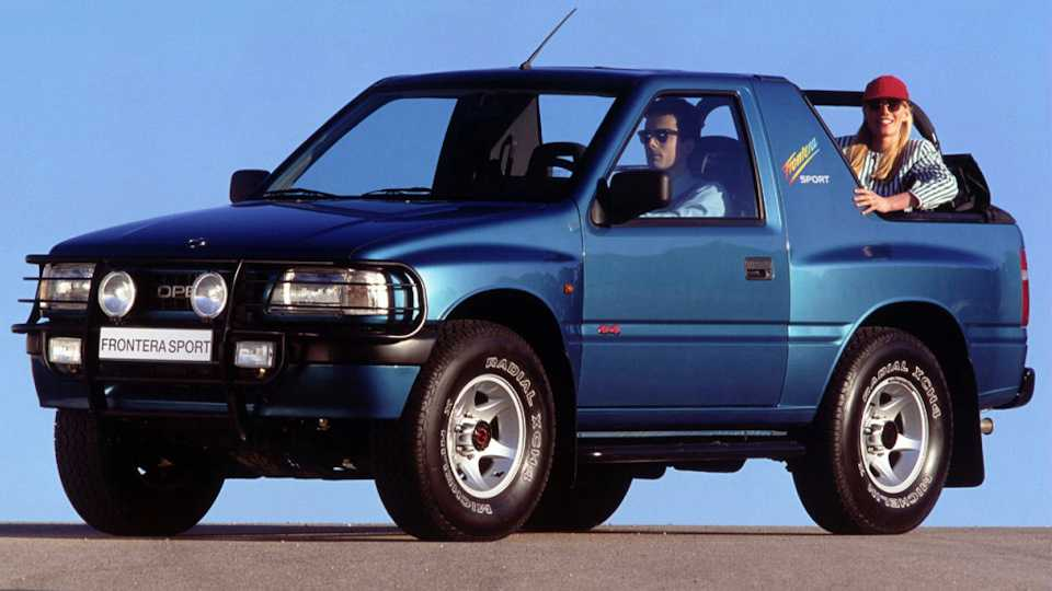 Легендарной Opel Frontera исполнилось 30 лет (b8c7d75s 960)