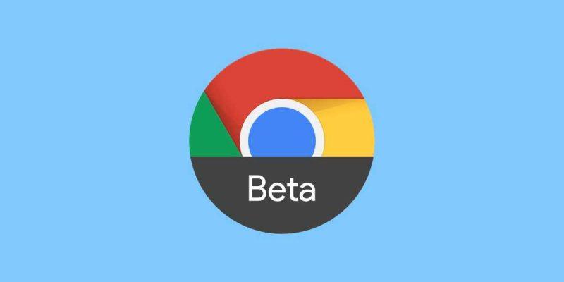 Google Chrome 90 Beta: улучшили буфер обмена, AR, видеоконференции и многое другое (chrome beta icon feature image)