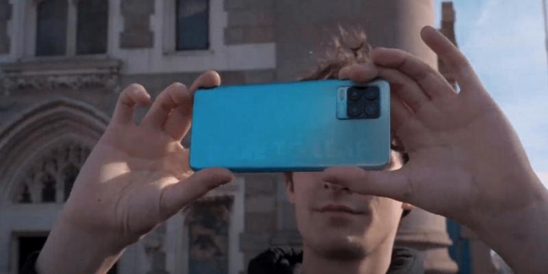 Realme представила смартфон Realme 8 (g)