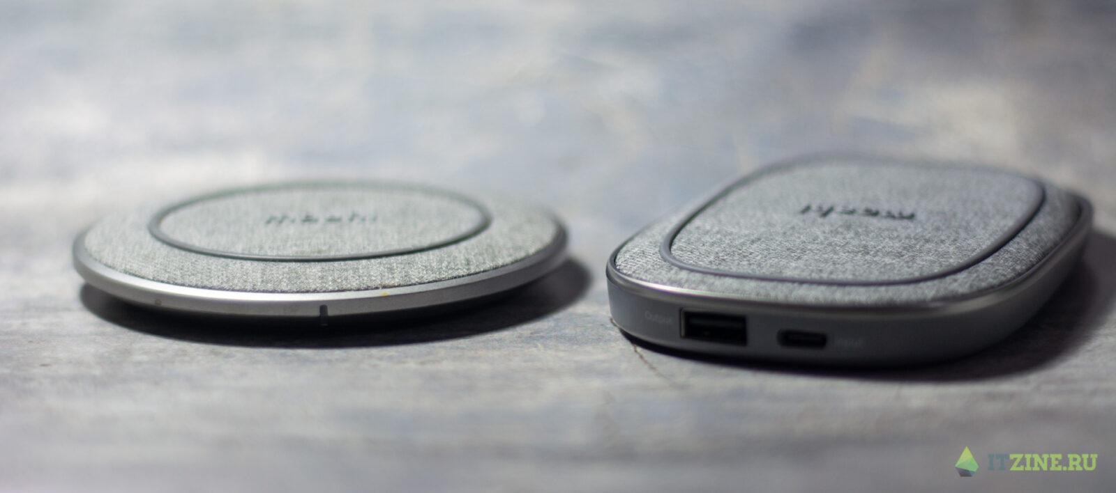 Обзор беспроводного аккумулятора Moshi Porto Q 5K ()