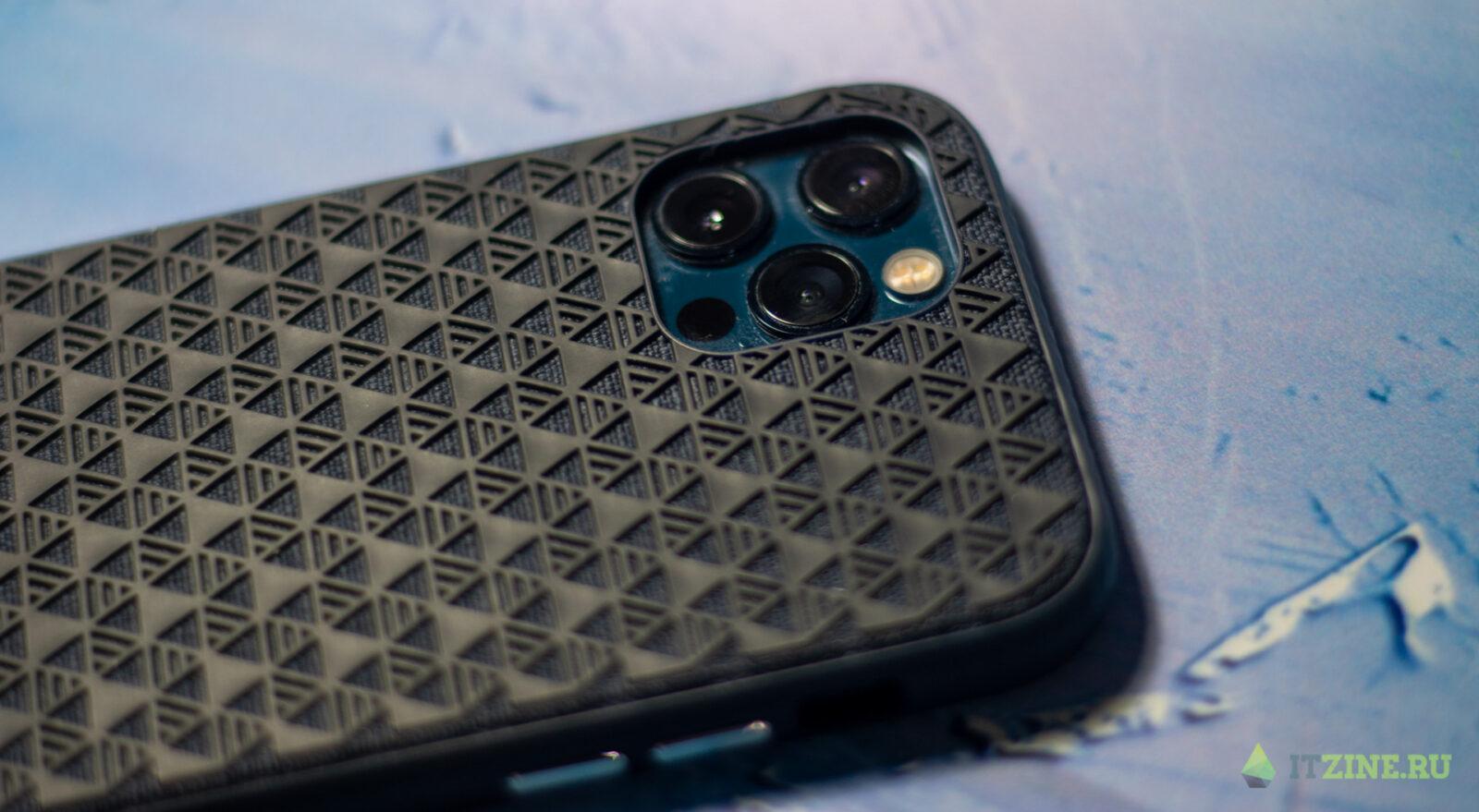 Обзор чехлов Moshi Altra и iGlaze для iPhone 12 ()