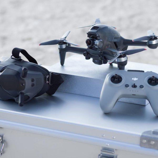 Представлен профессиональный дрон DJI FPV. Он может разгоняться до 140 км/ч (hf3ijyr8cszfpkvq8anvef)