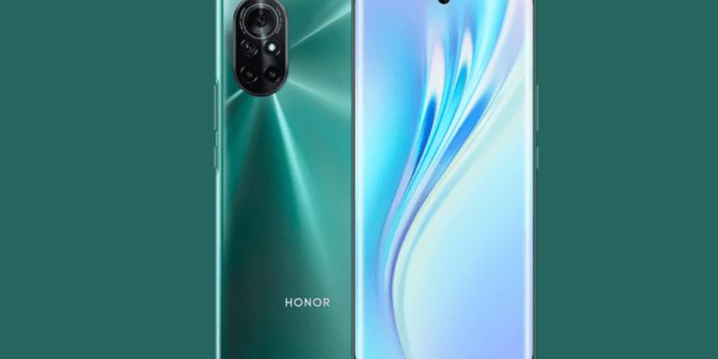 Первые рендеры Lite-версии Honor V40 (honor v40 light luxury edition)