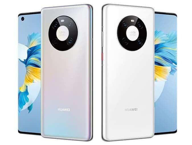 Huawei представила самый доступный смартфон флагманской линейки Mate 40 (huawei mate 40e)