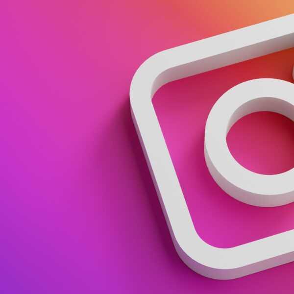 Instagram Lite, облегченное приложение социальной сети Instagram, теперь доступно по всему миру (instagram logo minimal simple design template copy space 3d1 1608114949871)