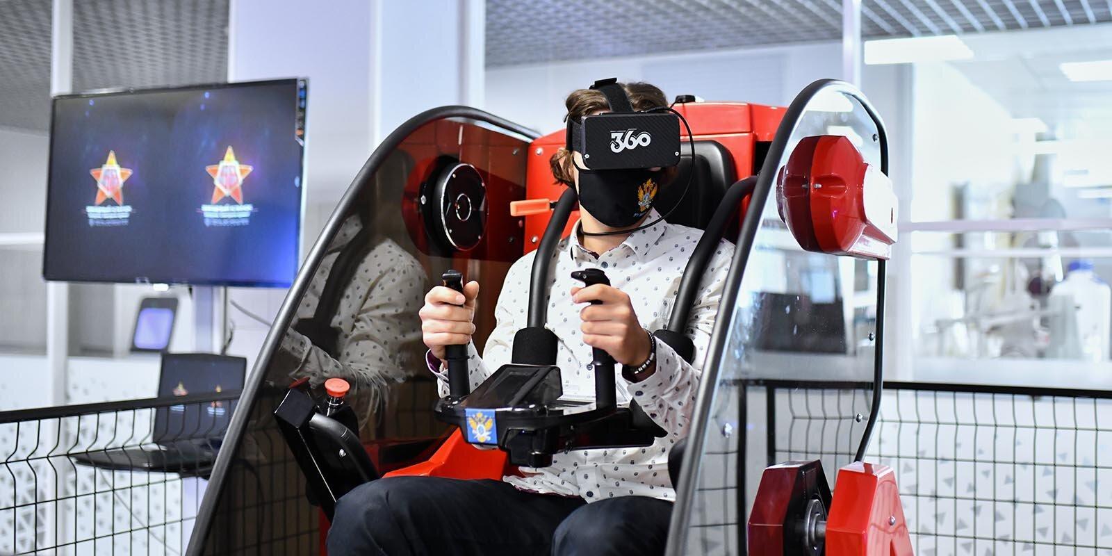 Московский детский технопарк впервые получил статус федеральной инновационной площадки (iva 0818)