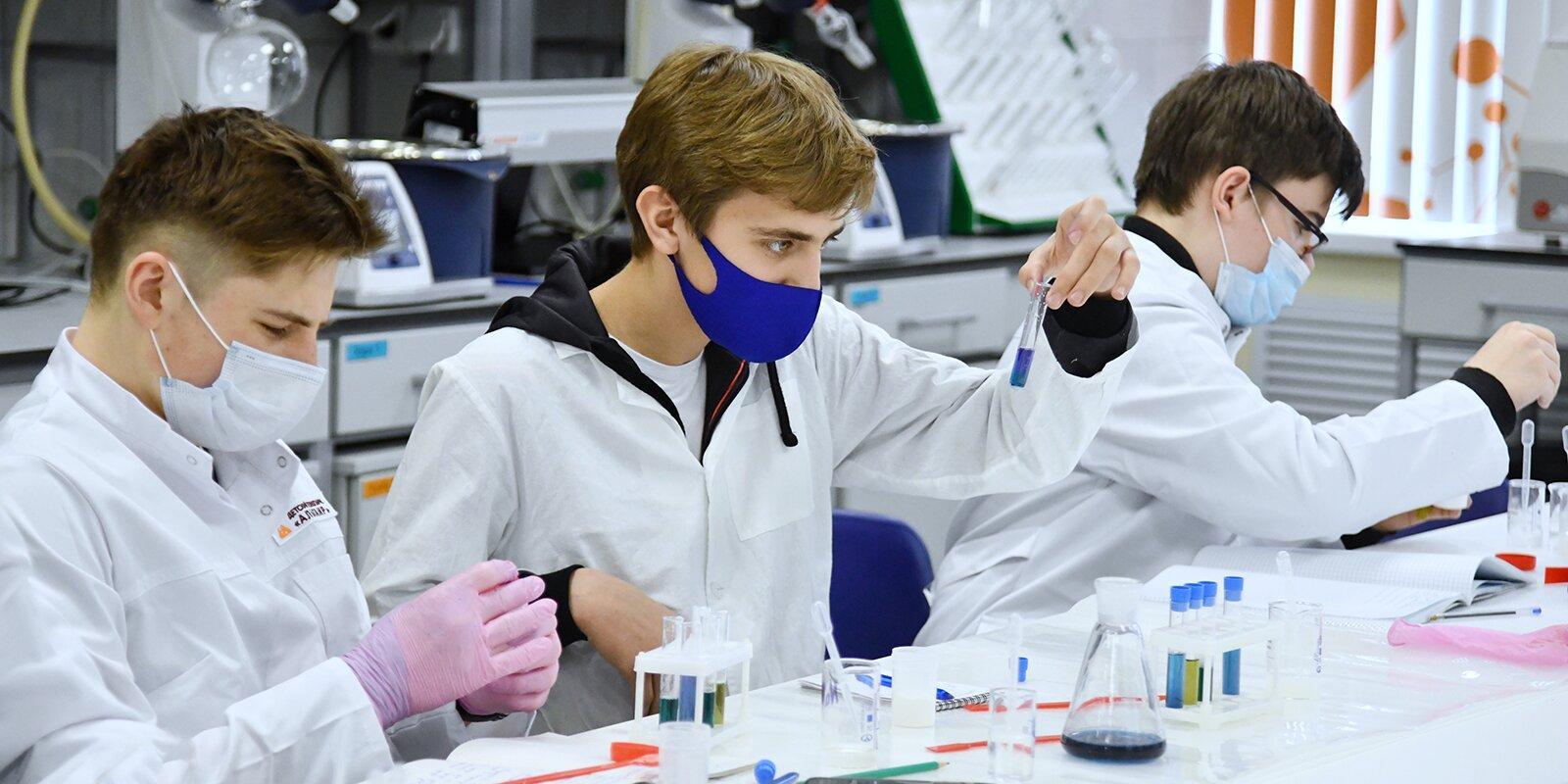 Московский детский технопарк впервые получил статус федеральной инновационной площадки (iva 12569)