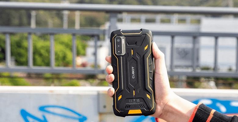 Cubot представила защищённый смартфон Kingkong 5 Pro с батареей 8000 мАч (kk 5 pro 1 1024x683 large)