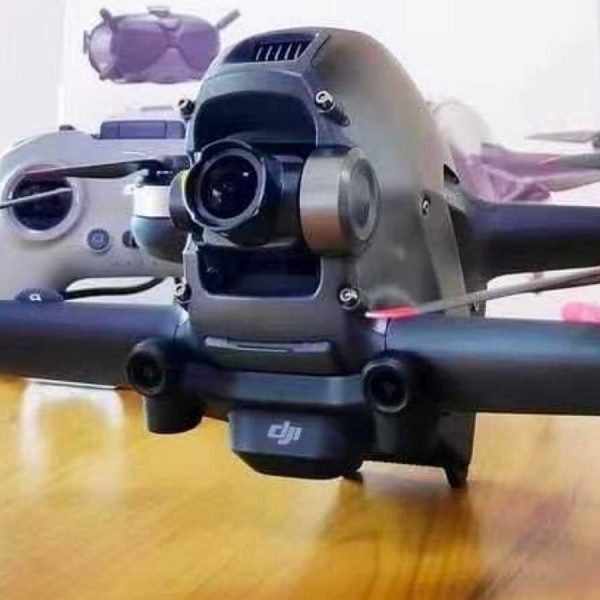 DJI представил модель DJI FPV Combo (leaked this is the new dji fpv drone .001)