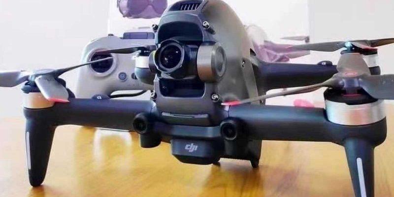 DJI представил модель DJI FPV Combo (leaked this is the new dji fpv drone .001)