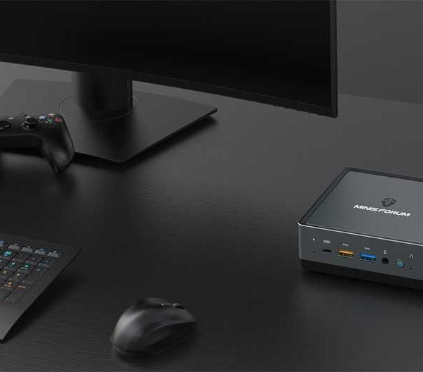 Мини-компьютер MINISFORUM DeskMini UM340 на чипе AMD Ryzen 5 за $539 (min3)