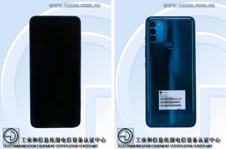 В сеть слили характеристики и фотографии смартфона Motorola Moto G50 (motorola g50)