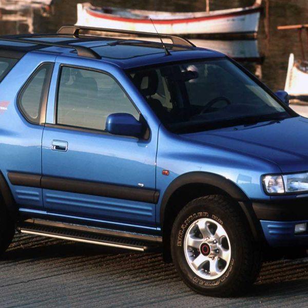Легендарной Opel Frontera исполнилось 30 лет (opel frontera sport 99324)