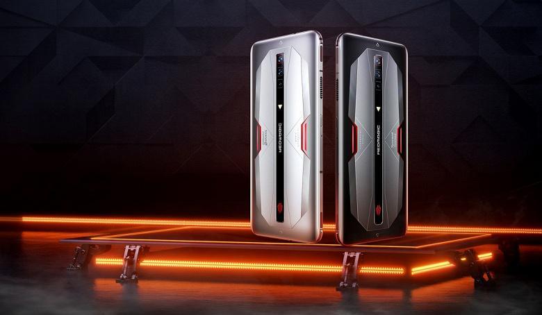 Представлены игровые флагманы Nubia Red Magic 6 и Red Magic 6 Pro (pro large)