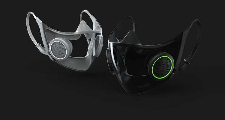 Razer запустит продажу защитной маски с RGB-подсветкой (qtpjtwr)