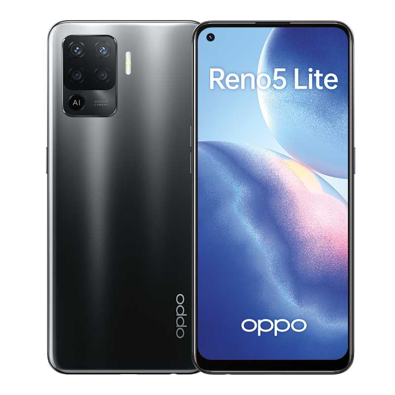 OPPO представил серию смартфонов Reno5 ()