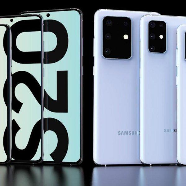 Samsung Galaxy S20 + стал самым быстрым смартфоном в мире по скорости 5G (samsung galaxy s20 series full specs large)