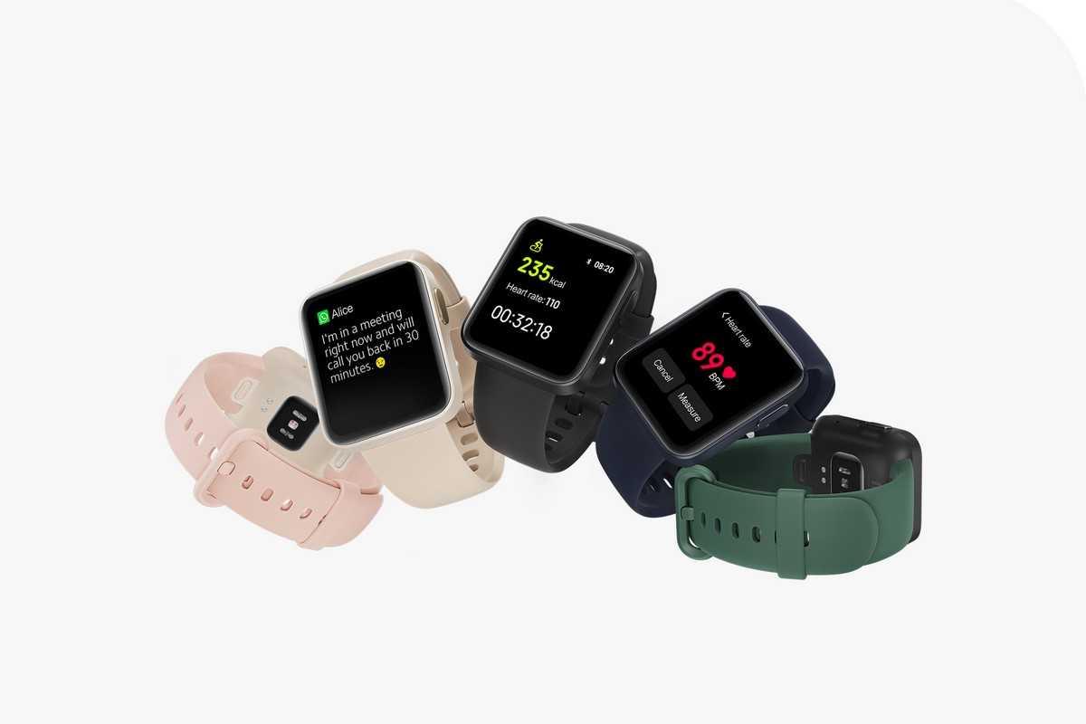 Умные часы Xiaomi Mi Watch Lite получили новые функции (section11 001bg)