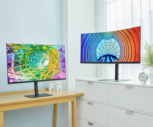 12 новых мониторов Samsung: поддержка HDR10, концентраторы USB, порты Ethernet и многое другое (sm3)