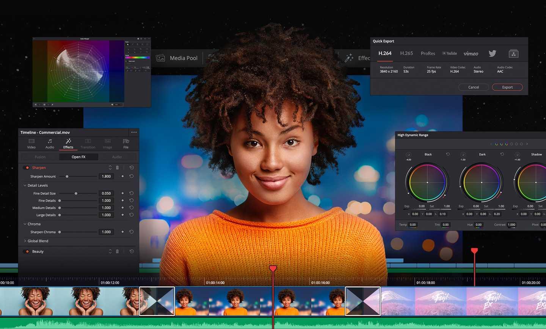 Значительное обновление приложений под Mac с M1: DaVinci Resolve, Adobe Photoshop, Octane X (story md)