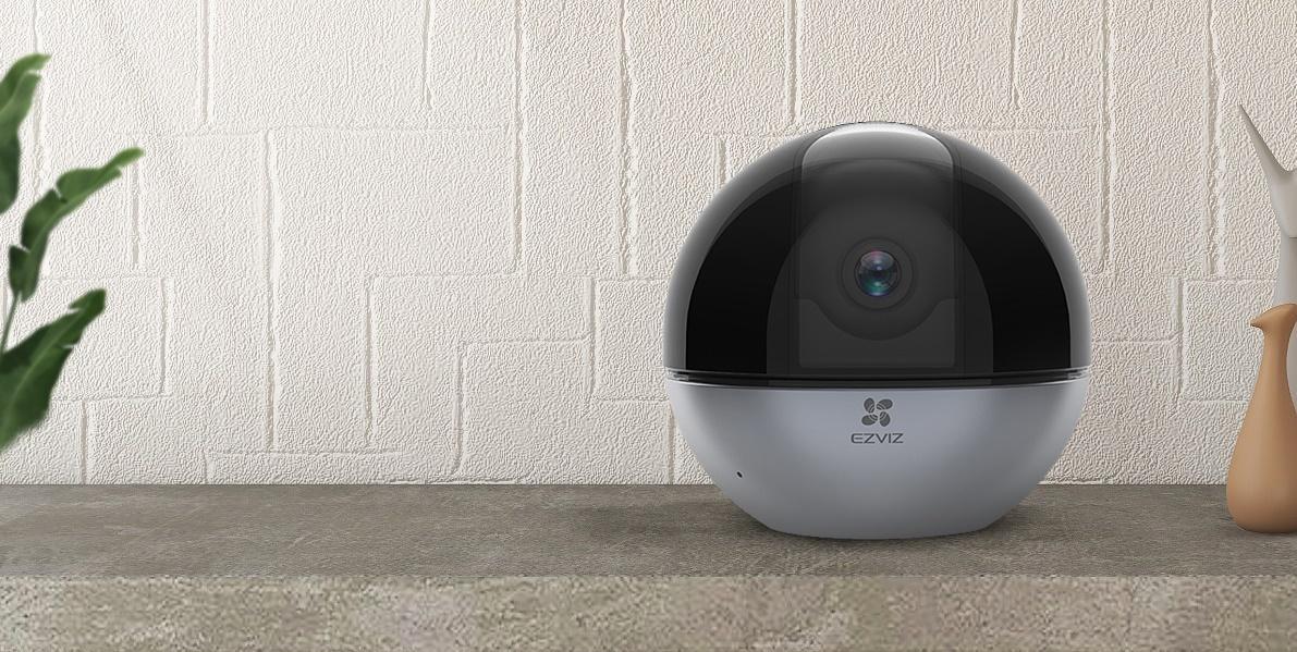 EZVIZ представил новую камеру видеонаблюдения C6W (videokamera ezviz c6w 3)