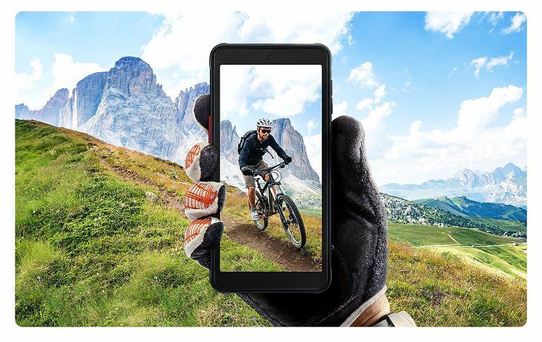 Samsung представила новый защищённый смартфон Samsung Galaxy XCover 5 (xcover 5 pr dl8 large)