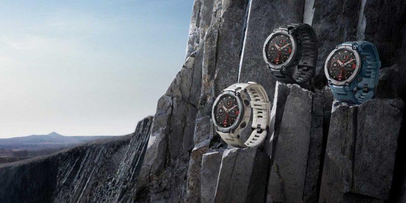 Amazfit привез ударопрочные умные часы T-Rex Pro в Россию (xiaomi amazfit t rex pro 1)