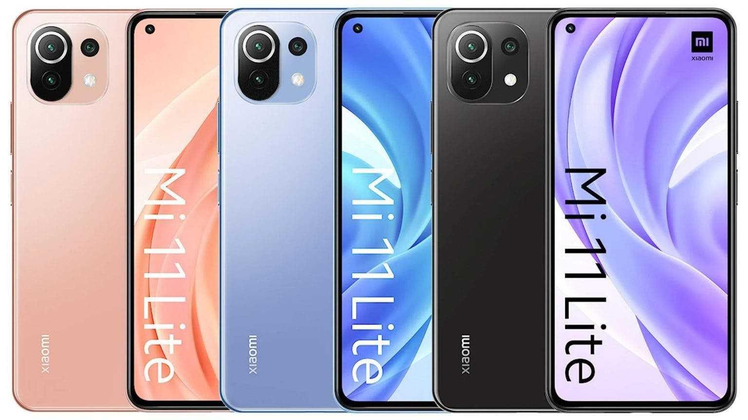 Объявлены характеристики и цены Xiaomi Mi 11 Lite 4G / 5G (xiaomi mi 11 lite 1536x864 1)