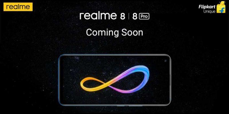Realme 8 и Realme 8 Pro дебютируют 24 марта (yo)
