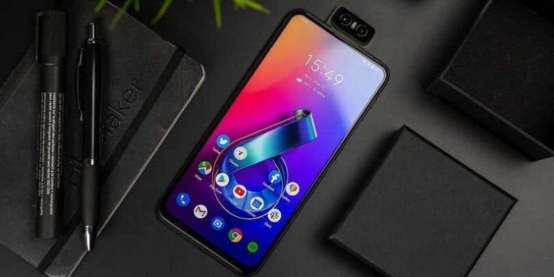 ASUS планирует выпустить мини-версию флагмана ZenFone 8 (zenfone 6 androidpit)