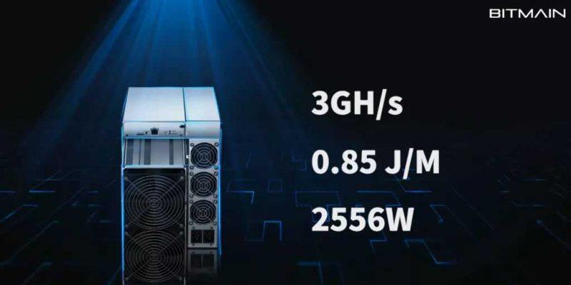 Анонсировали майнер Antminer E9 - он по мощности равен 32 видеокартам GeForce RTX 3080 (10 1 1)