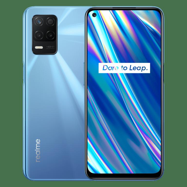Realme представила один из самых дешёвых 5G-смартфонов на рынке (2)