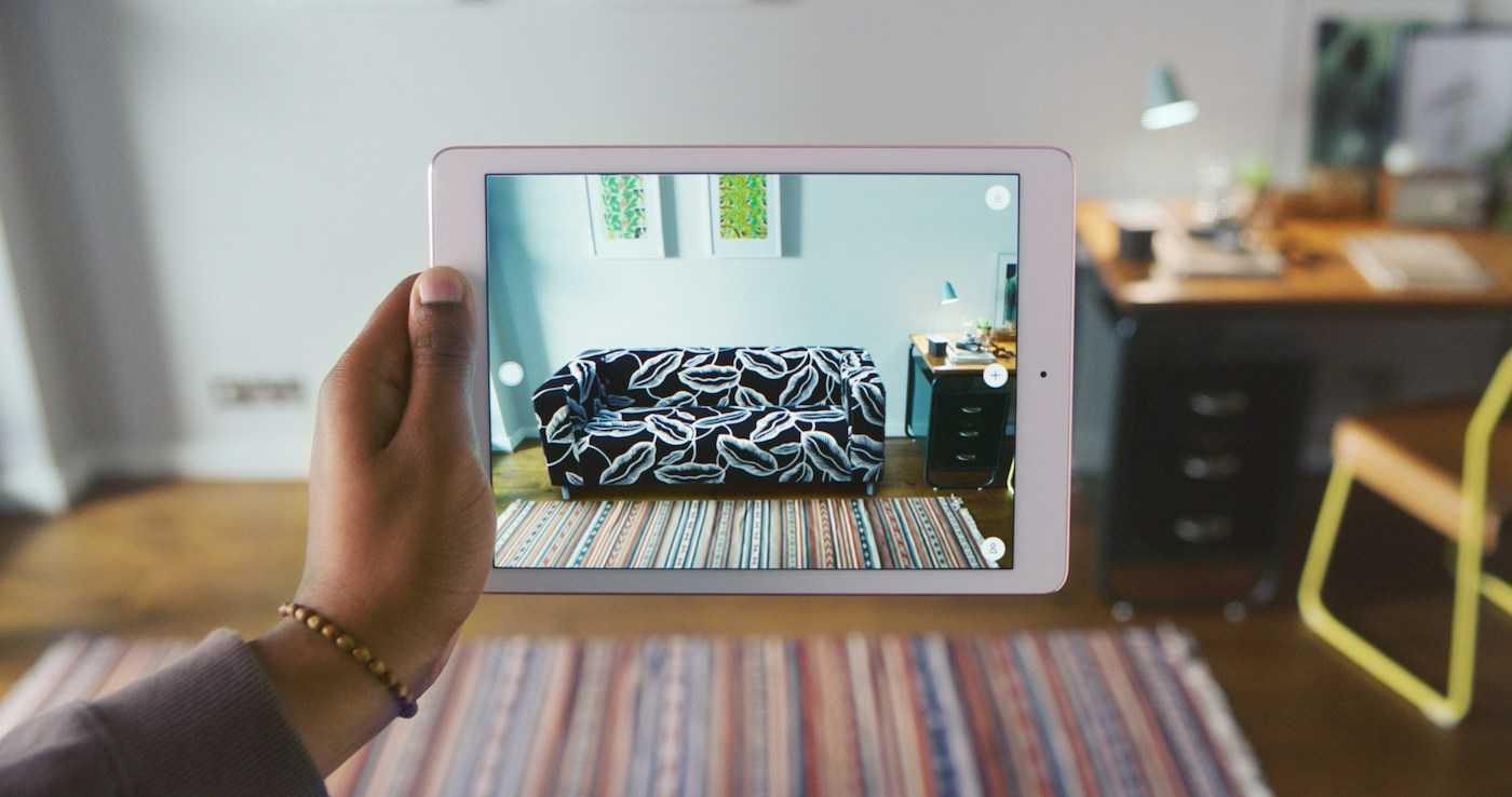 IKEA выпустила мобильное приложение для пользователей в России
