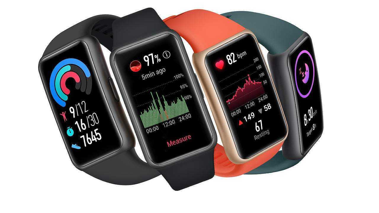 Фитнес-браслет Huawei Band 6 похож на умные часы (34325688071618652343 1280x720 1)