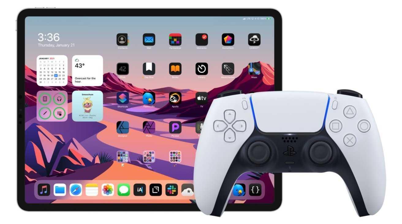 Sony планирует портировать игры PlayStation на iPhone (41315 80117 playstation ipad)