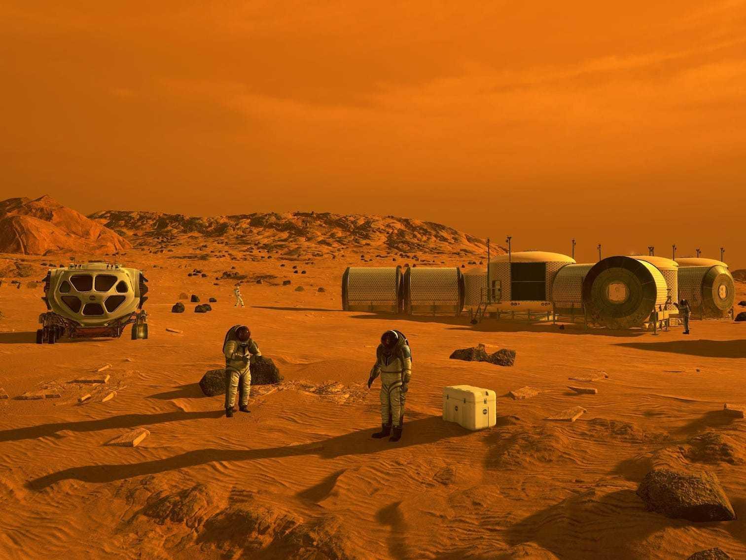 Марсоход Perseverance только что превратил CO2 в кислород: это поможет дышать космонавтам (5f890c179e9fe40019009aba)