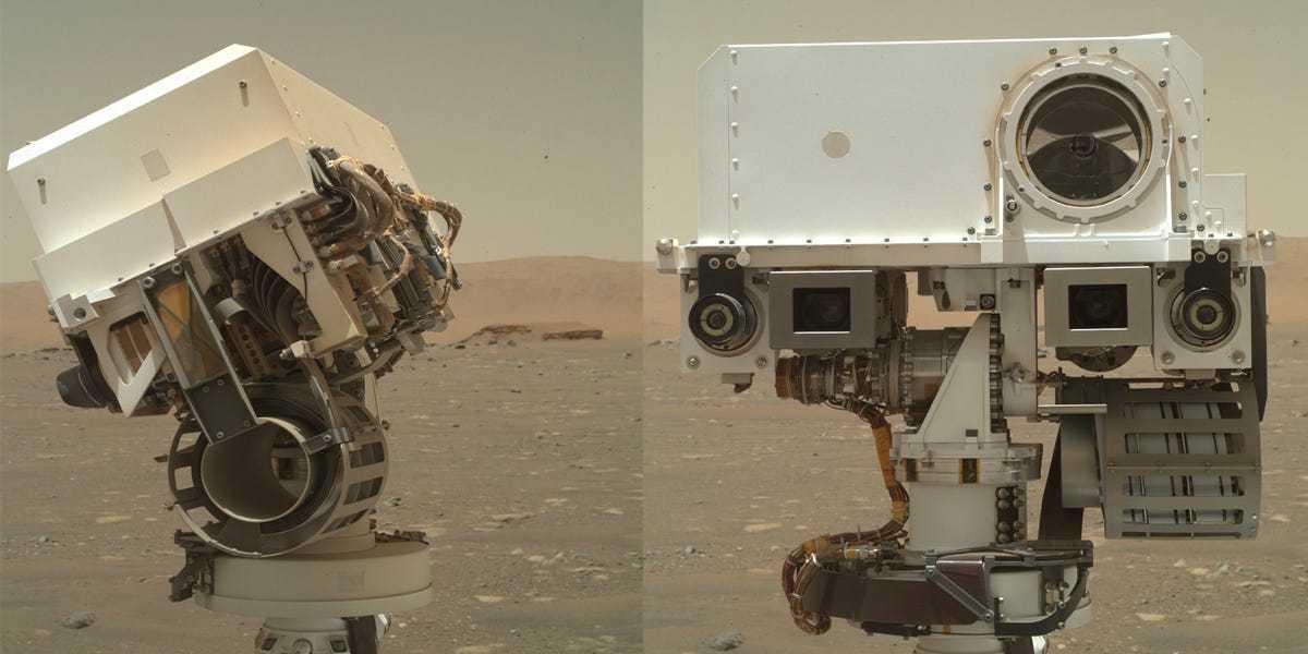 Марсоход Perseverance только что превратил CO2 в кислород: это поможет дышать космонавтам (606df1e970954f0019195b14)