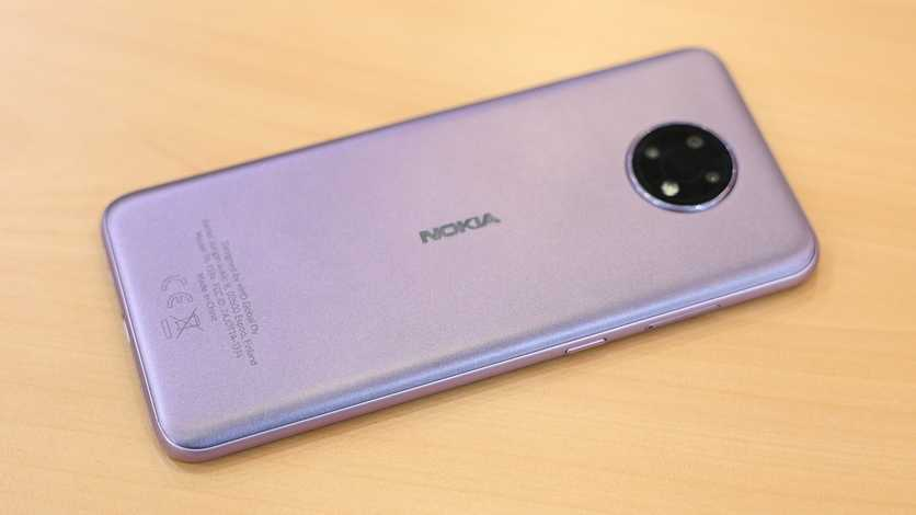 Nokia G20, G10 и C20 — бюджетные смартфоны с хорошими аккумуляторами и интересными фишками ()