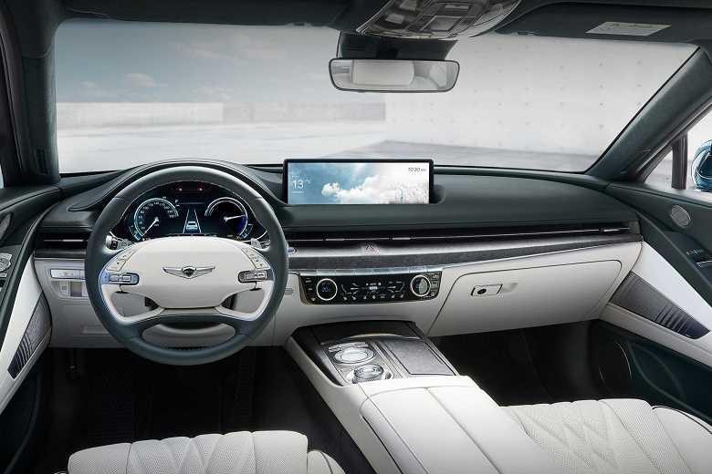 Первый электромобиль Genesis: Зарядка за считаные минуты, запас хода 500 км и разгон до 100 км/ч за 4,9 с (834633 large)