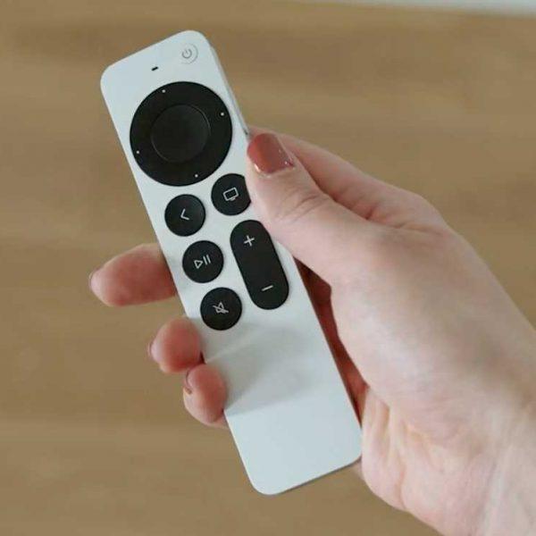 В новом пульте Apple TV нет акселерометра и гироскопа, что сказывается на некоторых играх (apple tv remote)